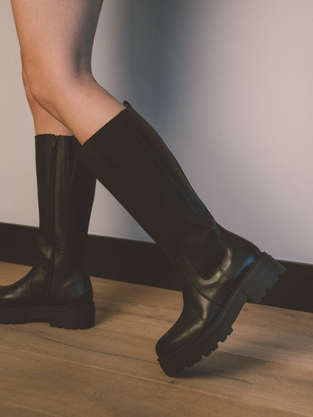 PS Poelman B.V. High Chelsea Boots