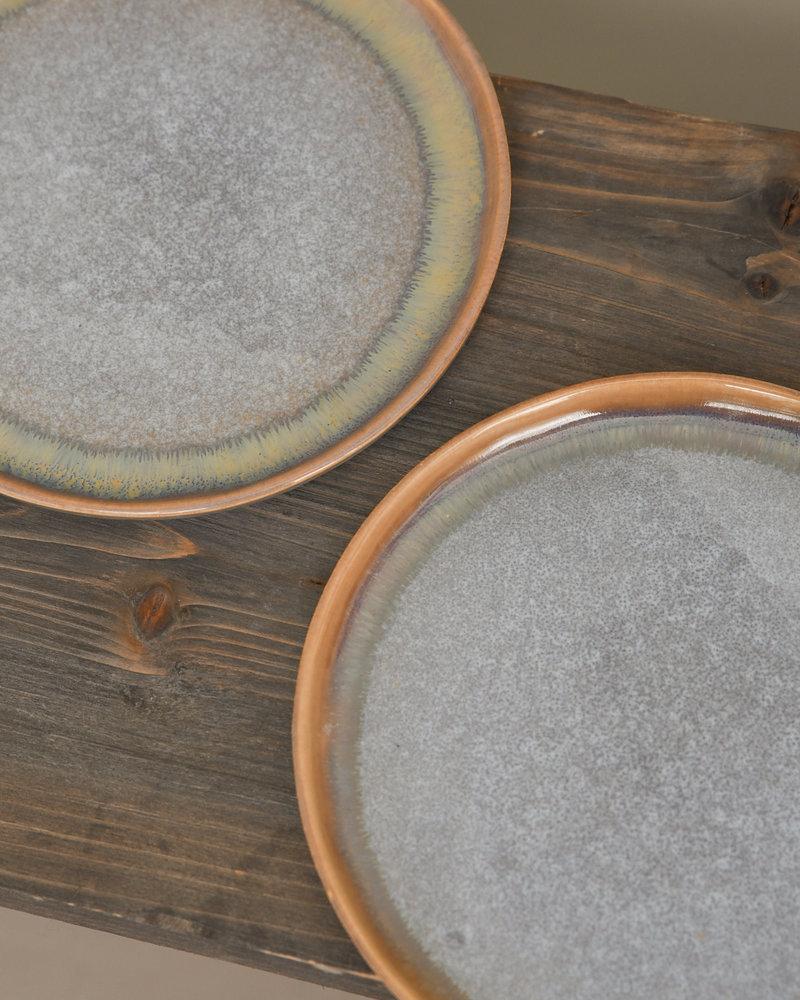 Plate Ono Grey Sand