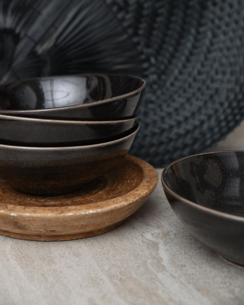 Big Shallow Bowl Coal