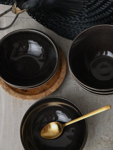 Broste Bowl Coal Big