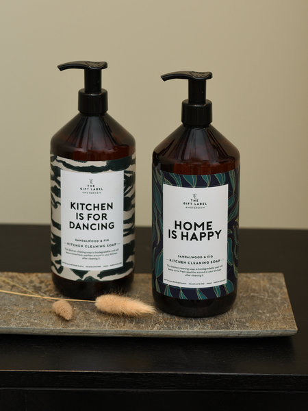 The Giftlabel Kitchen Cleaning Soap