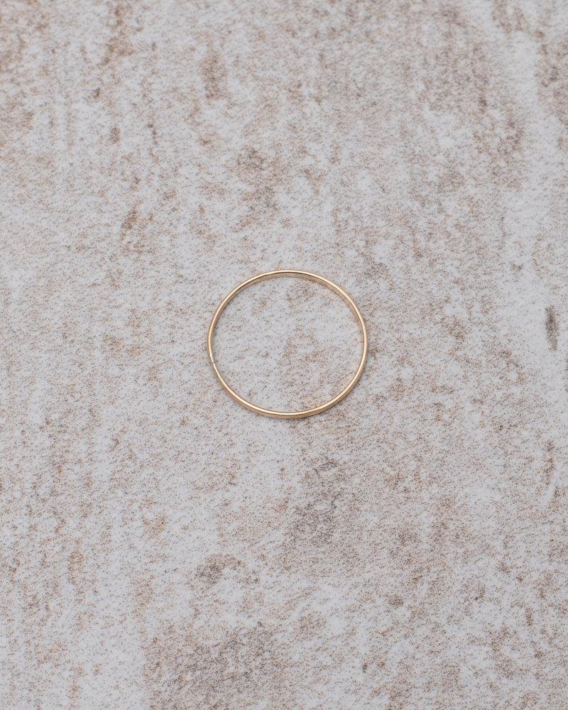 Sleek Ring Goldfilled