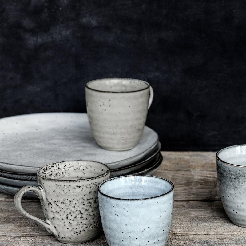 Mug Rustic Blue/Grey