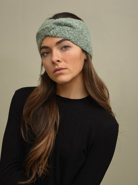 Yehwang Headband Moscow Light Green