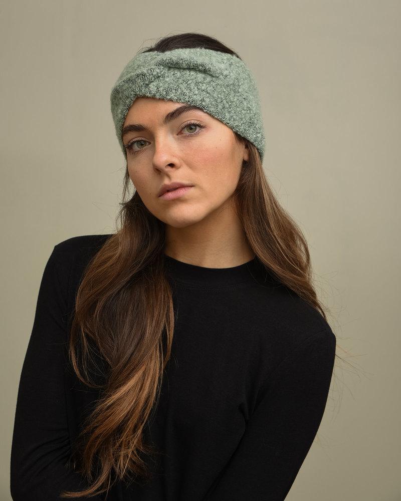 Headband Moscow Light Green