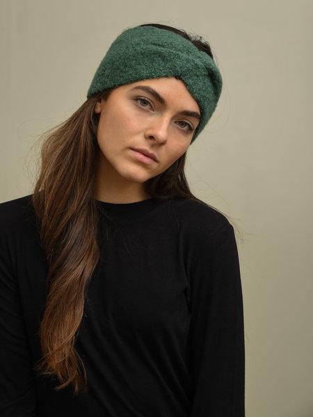 Yehwang Headband Moscow Dark Green