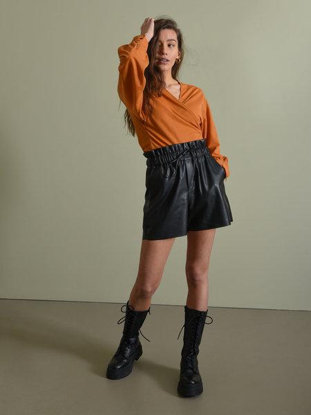 Noisy May Elisa HW Shorts Black