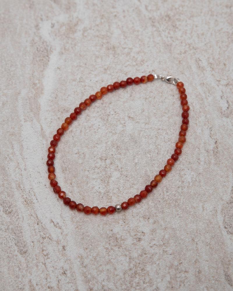 Moonchild Ankle Bracelet Silver