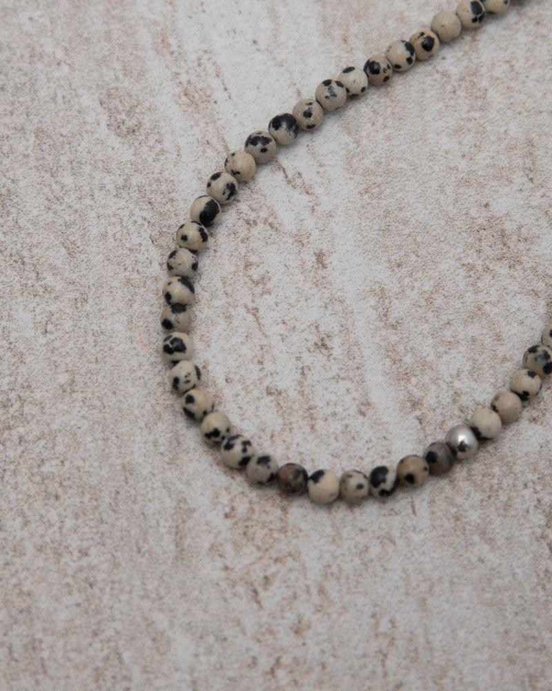 Nebula Ankle Bracelet Silver