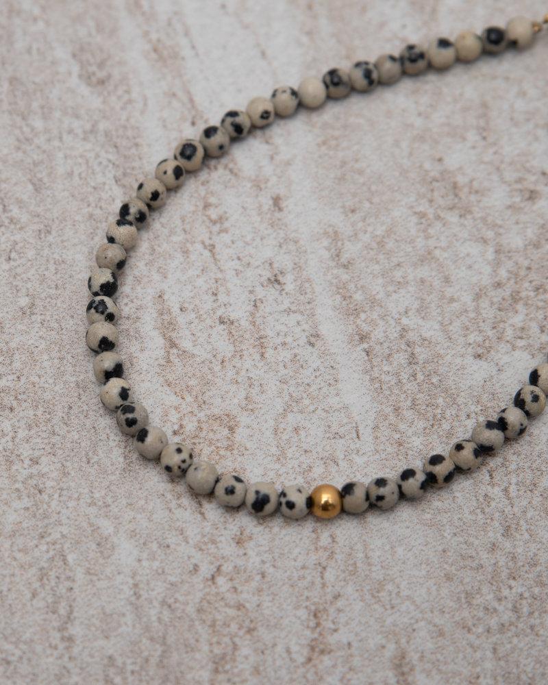 Nebula Ankle Bracelet Gold