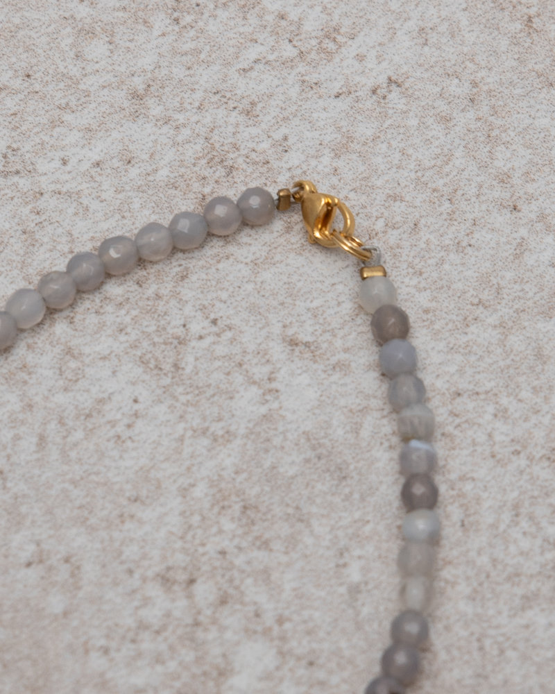 Silver Lining Ankle Bracelet Gold