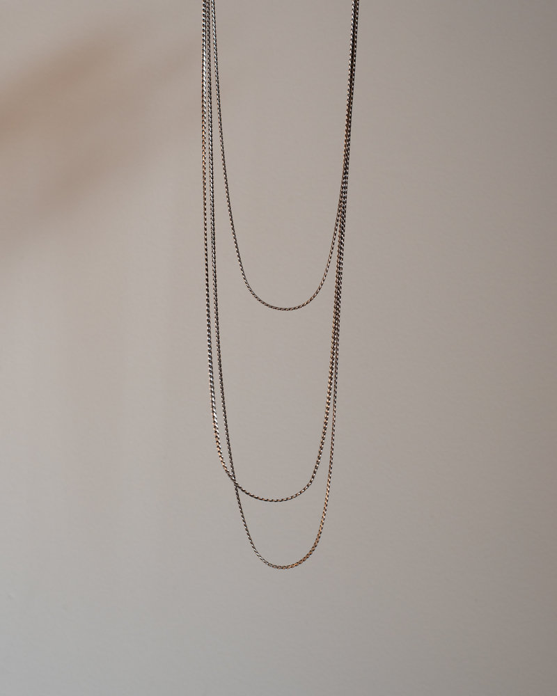 Thick Silver Chain