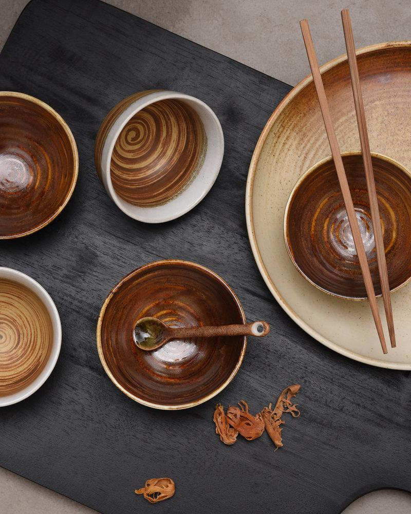 Bowl Rustic Brown