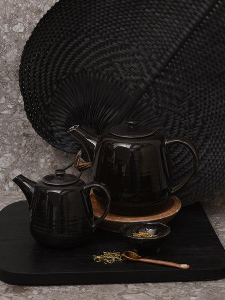 Broste Teapot Coal