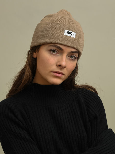MSCH Mojo Beanie Travertine