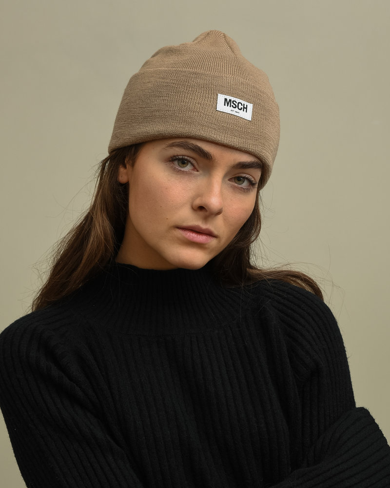 Mojo Beanie Travertine
