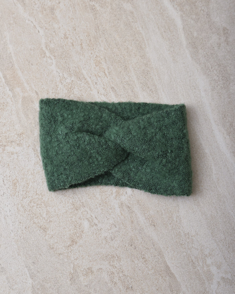 Headband Moscow Dark Green