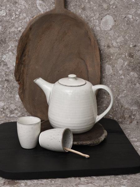 Broste Teapot Sand