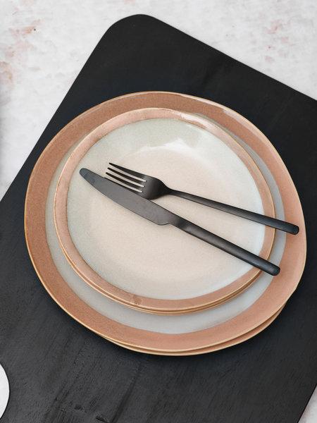 HKliving Breakfast Plate Earth