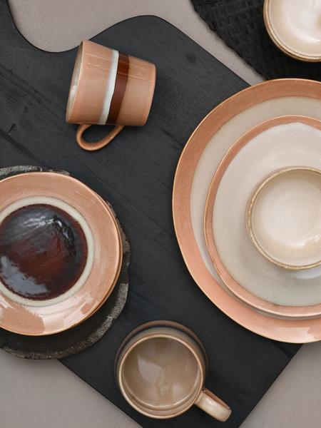HK Living Dinner Plate Earth