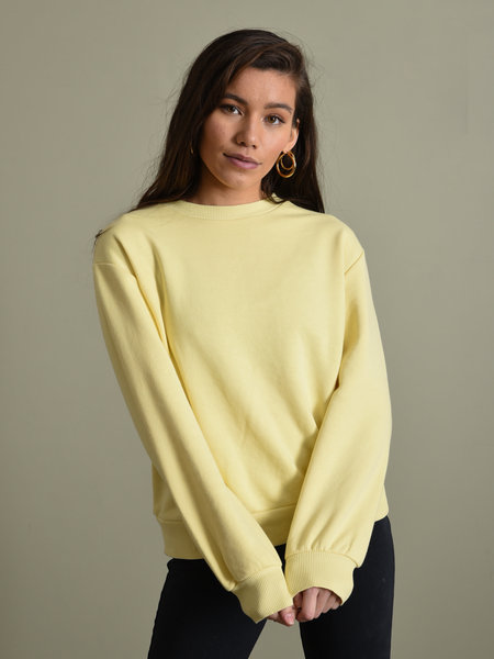 NAKD Basic Sweater Yellow