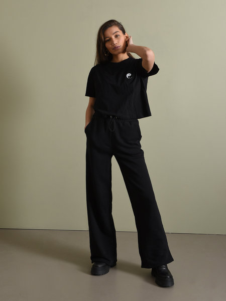 NAKD Drawstring Sweatpants Black