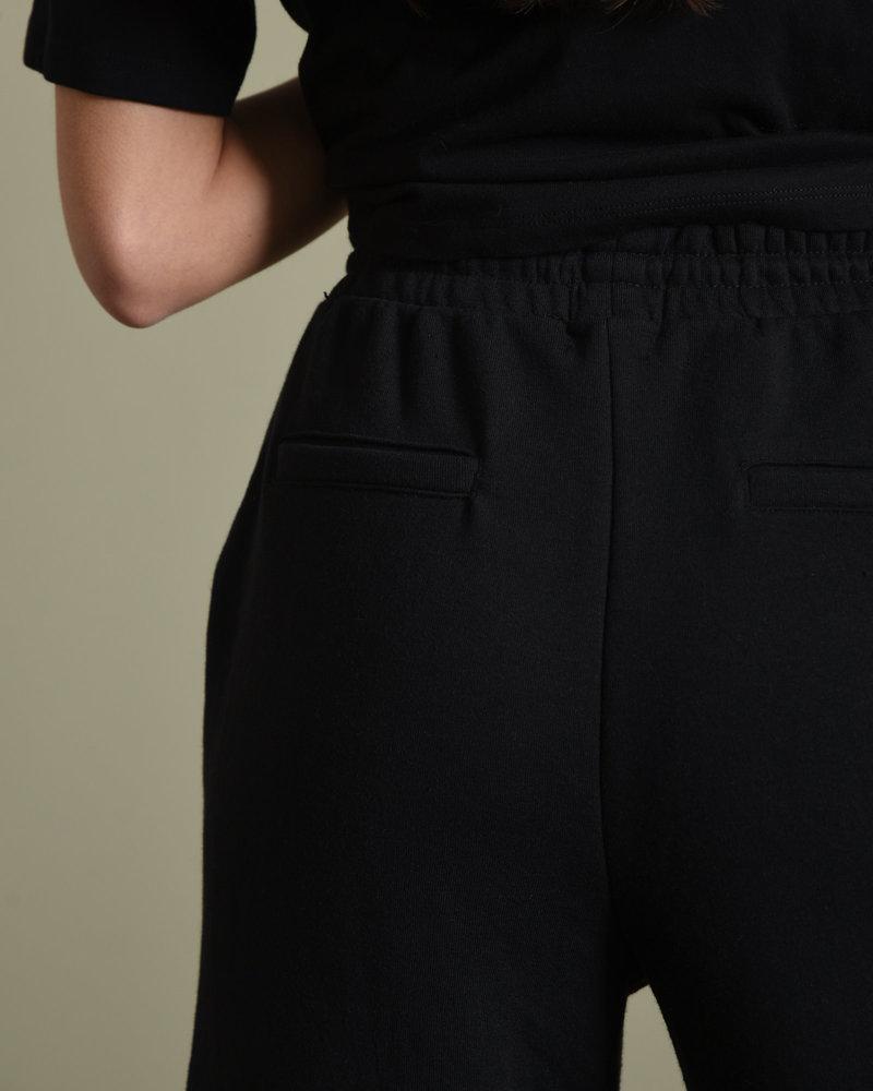 Drawstring Sweatpants Black
