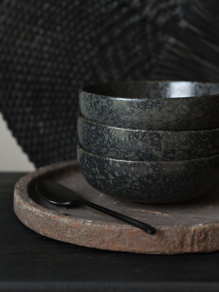 Pomax Big Bowl Basalt Black