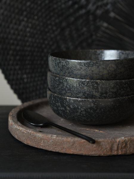 Pomax Big Soup Bowl Basalt Black