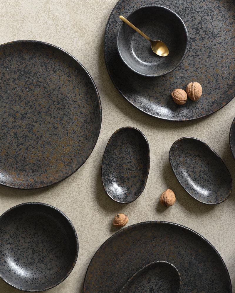 Cereal Bowl Basalt Black