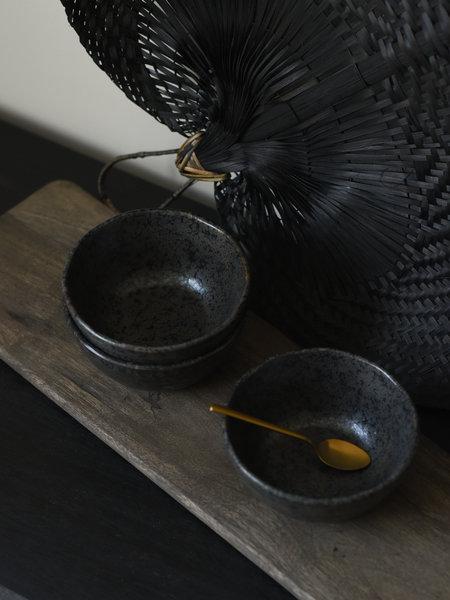Pomax Small Bowl Basalt Black