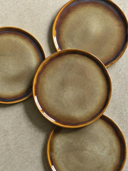 Basik Plate Ono Ocher Sand