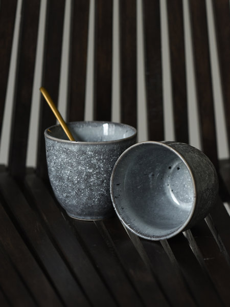 Pomax Mug Dark Grey Small