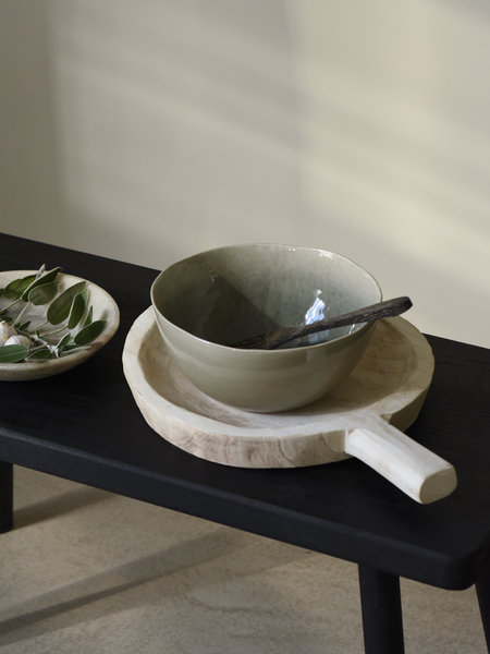 Pomax Serving Bowl Porcelino