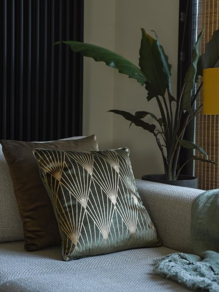 Cushion Janise Green
