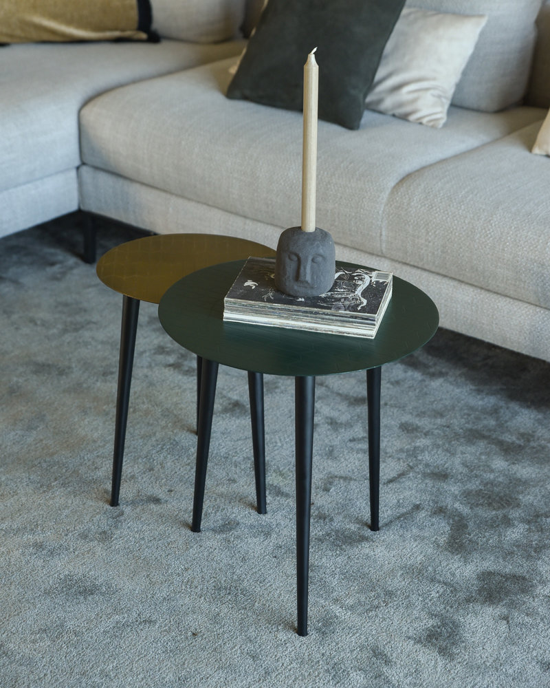 Side Table Wako Medium Dark Green