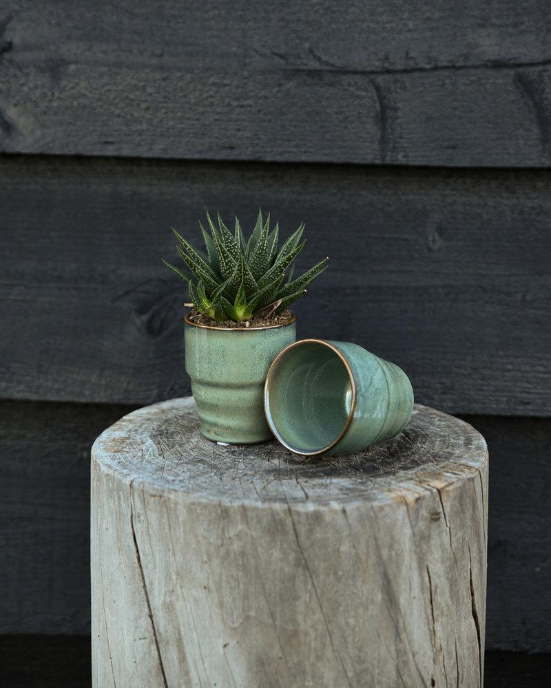 Planter Stef Green Mini