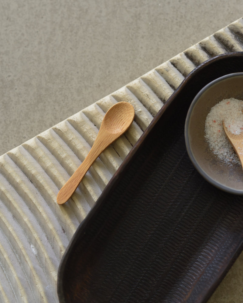Bamboo Spoon Small (SET OF 4)