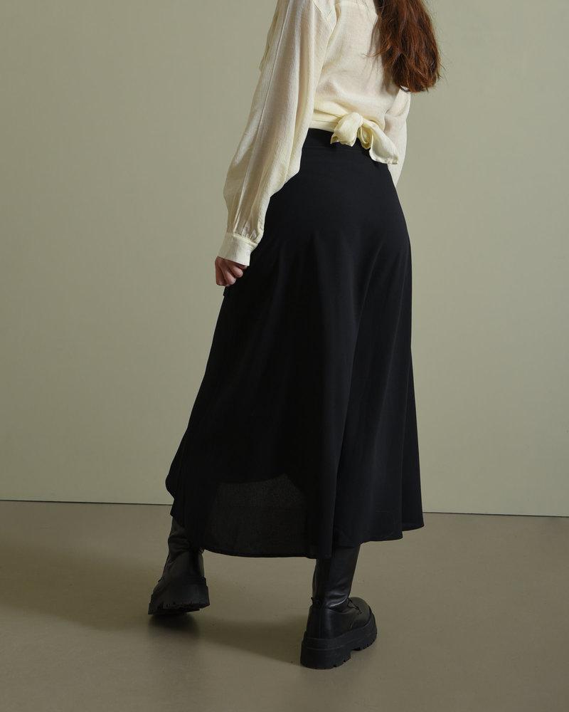 TILTIL Maci Maxi Skirt Black