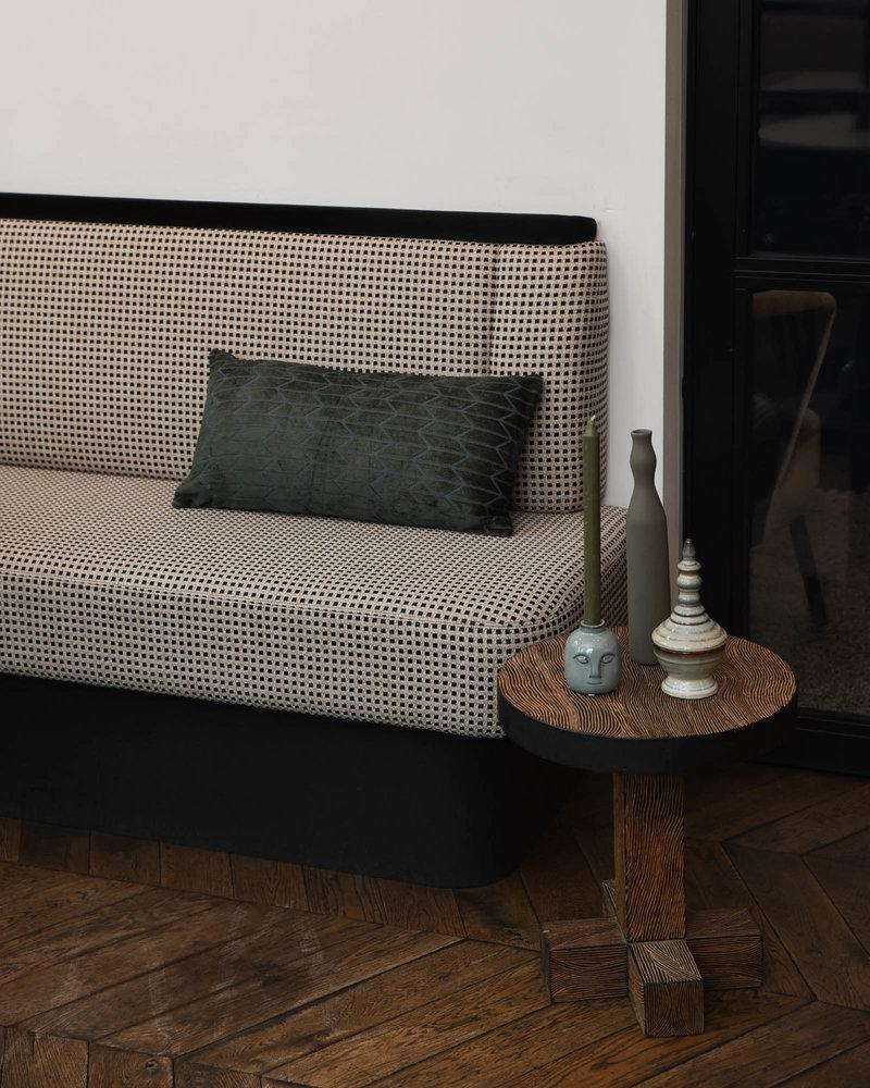 Cushion Mudeli Green Long