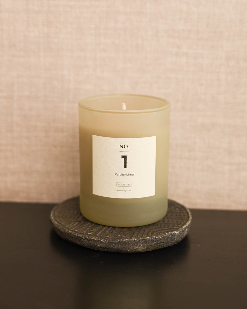 Fragrance Candle  Parsley Lime NR. 1