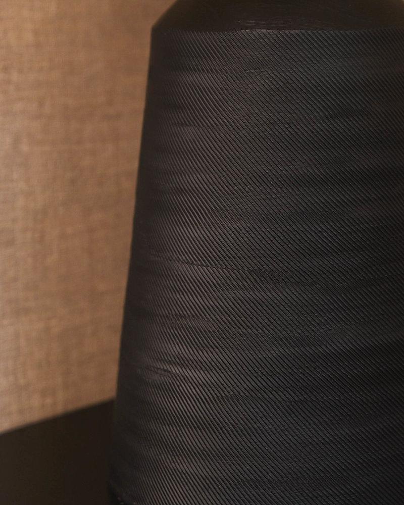 Lilou Lamp Big + Shade Black Lines