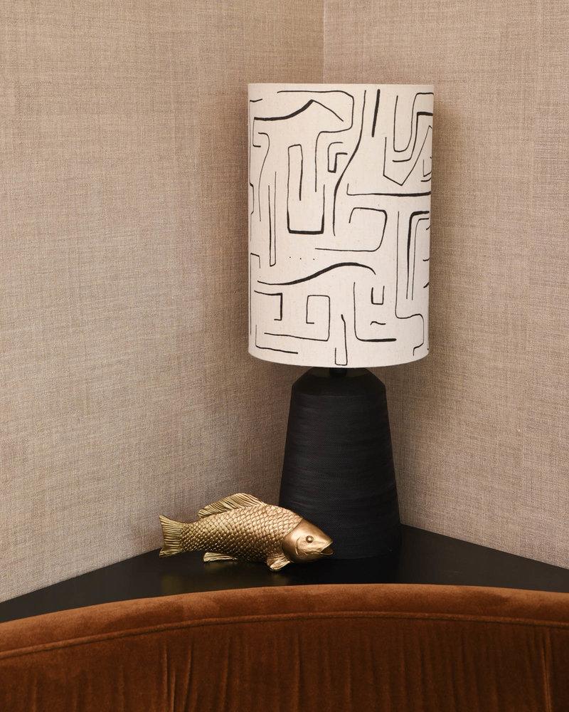 Fish Ornament Gold