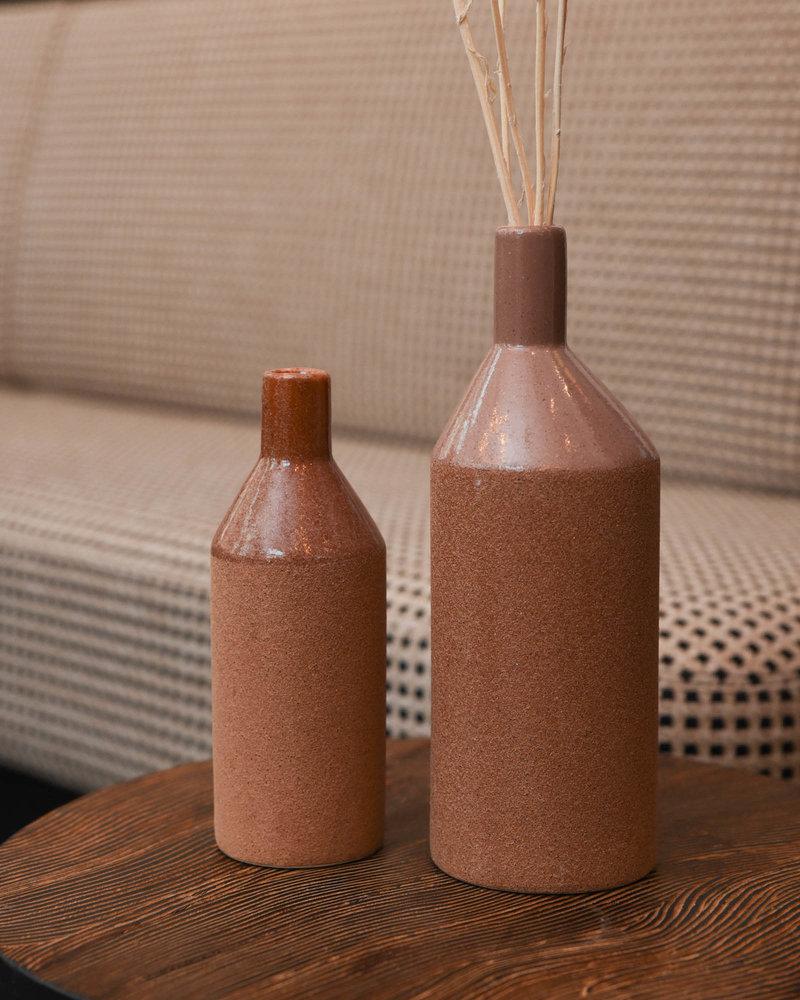 Vase Sandstone Stoneware