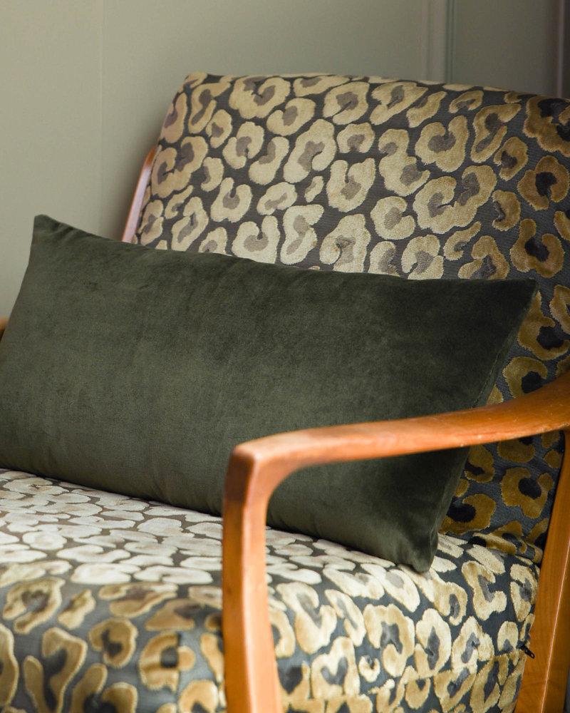 Cushion Olive Green Long