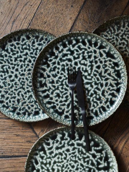 Dinner Plate Emerald Oxido