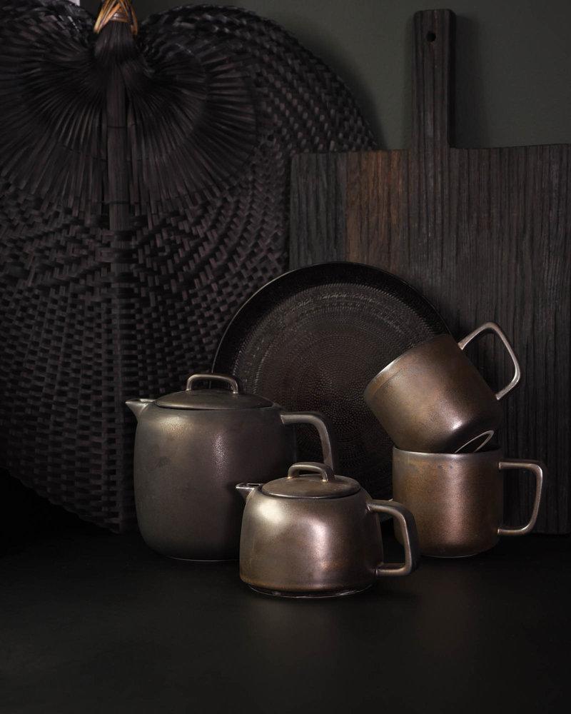 Teapot Rusty Anvil