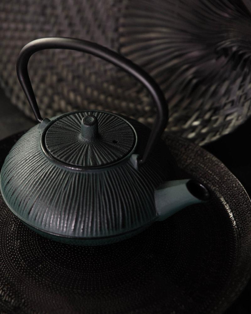 Small Teapot My Tea Black/Green