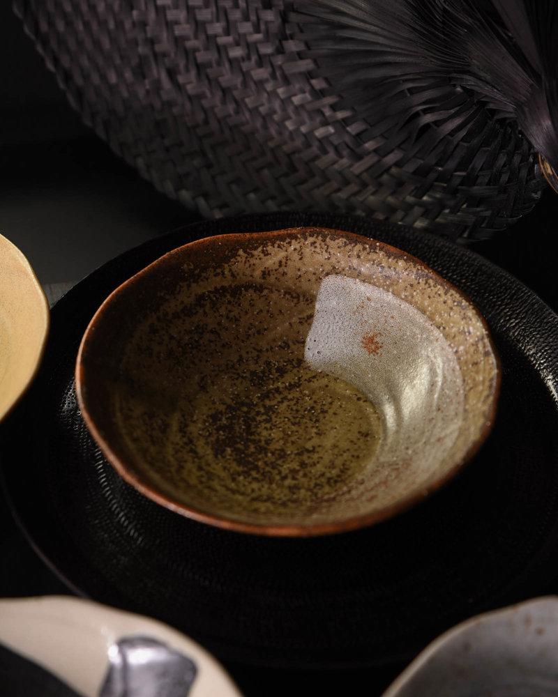 Japanese Shallow Bowl Kyoto (SET OF 4)