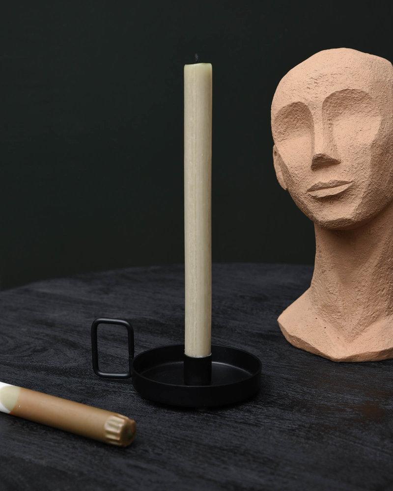 Candle Holder Oekata Matte Black